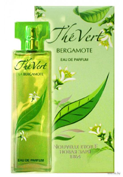 """Парфюмерная вода для женщин """"Зеленый чай. Бергамот"""" (50 мл) — фото, картинка"""