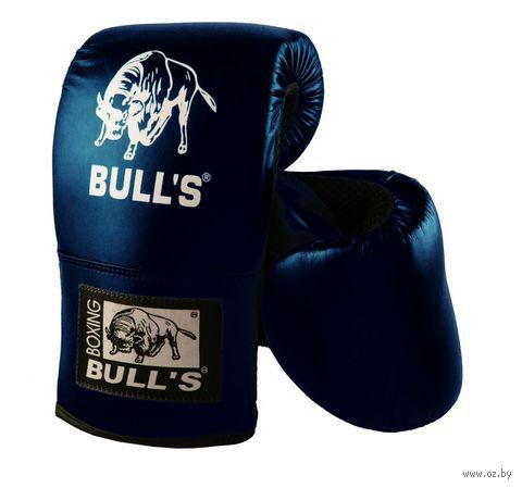 """Перчатки снарядные """"Bull's"""" (L; чёрные) — фото, картинка"""