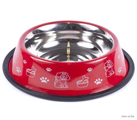 Миска для собак (25,5х6 см; арт. 55201CN-32) — фото, картинка