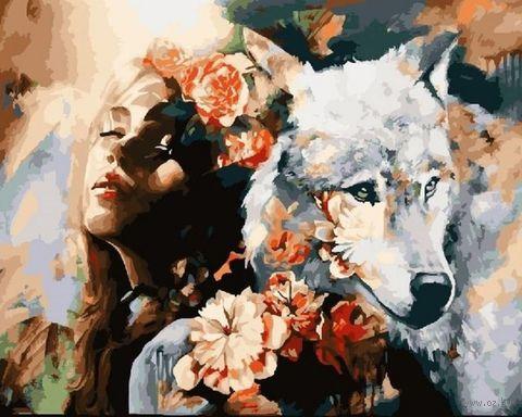 "Картина по номерам ""Внутренняя гармония"" (400х500 мм) — фото, картинка"