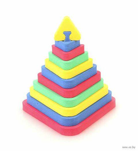 """Пирамидка """"Треугольник"""""""