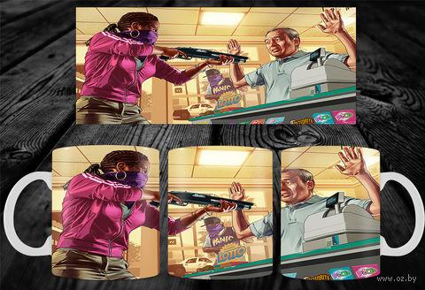"""Кружка """"GTA"""" (art.9)"""