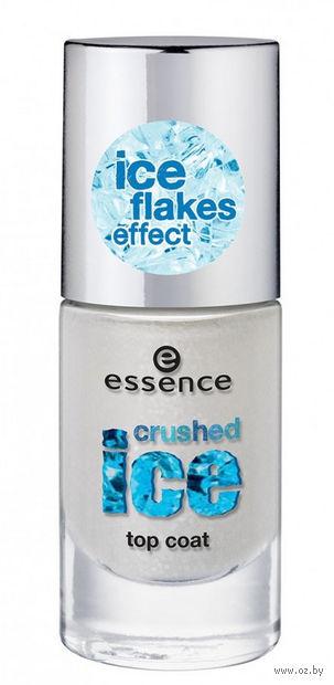 """Верхнее покрытие для ногтей """"Crushed ice"""" (тон 32; 8 мл)"""