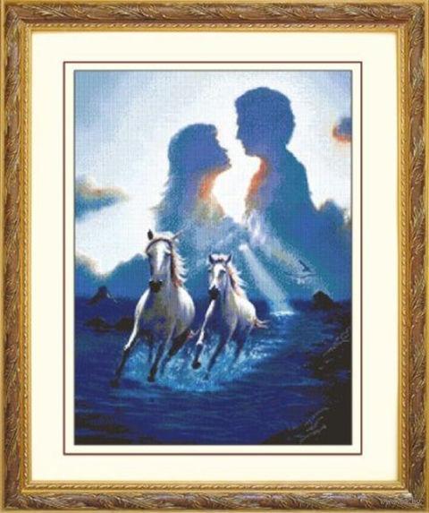 """Вышивка крестом """"Дух любви"""""""