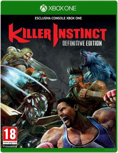Killer Instinct. Definitive edition (Xbox One)