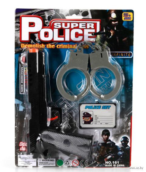 """Набор полицейского """"Super Police"""" — фото, картинка"""