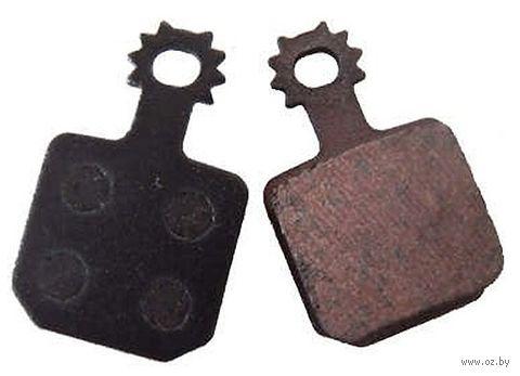 """Колодки тормозные для велосипеда """"DS-62 Semimetal"""" — фото, картинка"""