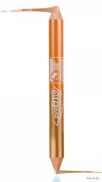 "Тени-карандаш для век ""PuroBio"" тон: дневной — фото, картинка"