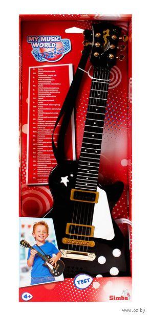 """Музыкальная игрушка """"Рок-гитара"""" — фото, картинка"""