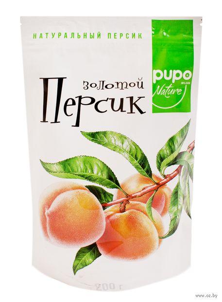 """Персик сушеный """"Pupo"""" (200 г) — фото, картинка"""