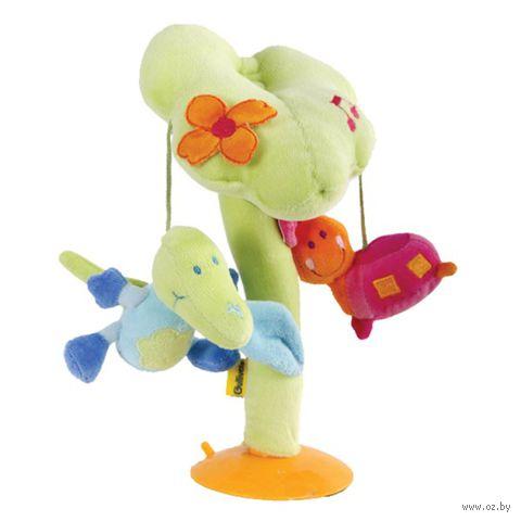"""Игрушка-подвеска """"Пальма, крокодил, черепаха"""""""