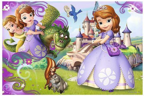 """Пазл """"Дисней. Приключения принцессы Софии"""" (60 элементов) — фото, картинка"""