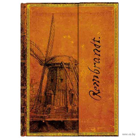 """Записная книжка Paperblanks """"Харменс Рембрандт. Девственница и Дитя"""" в линейку (формат: 180*230 мм, ультра)"""