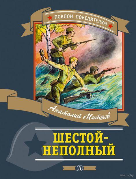Шестой-неполный. Анатолий Митяев