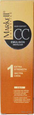 """CC-эмульсия для волос """"Экстра-сила"""" (50 мл)"""