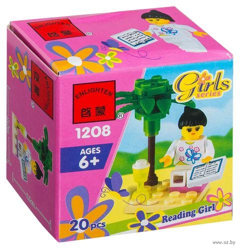 """Конструктор """"Girls. Каникулы"""" (20 деталей) — фото, картинка"""