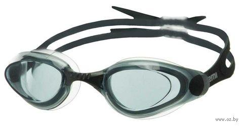 Очки для плавания (чёрные; арт. B403) — фото, картинка