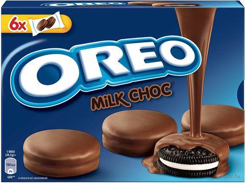 "Печенье ""Oreo. В молочном шоколаде"" (246 г) — фото, картинка"