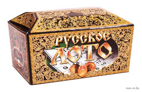 Русское лото (подарочная упаковка) — фото, картинка