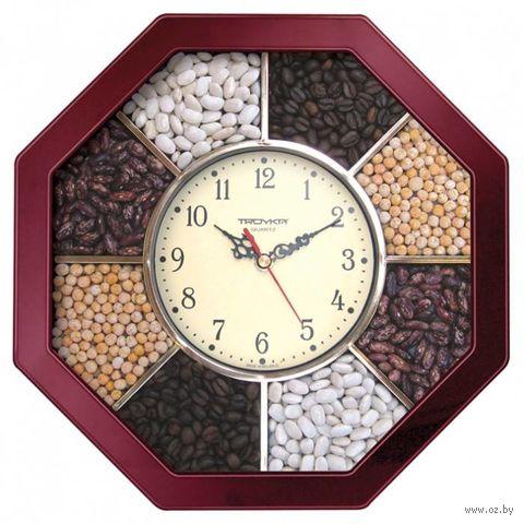 Часы настенные (29x29 см; арт. 41431321) — фото, картинка