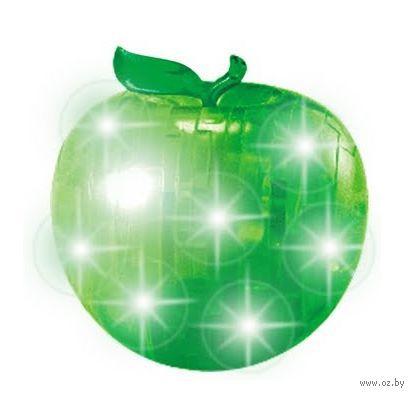 """Пазл """"3D Crystal Puzzle. Яблоко светящееся"""" (45 элементов)"""