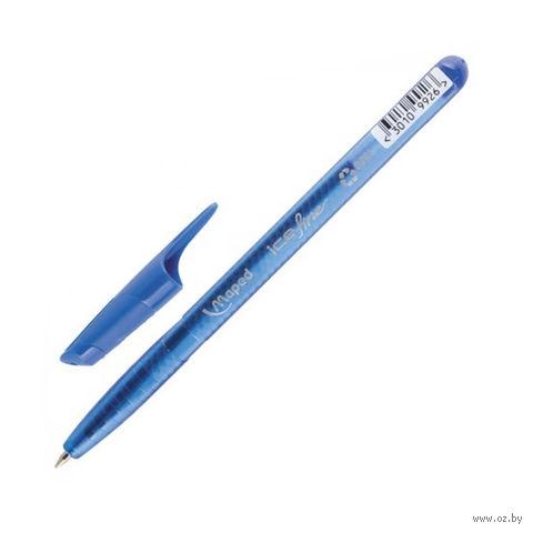 "Ручка шариковая ""Green Ice"" (синий стержень)"