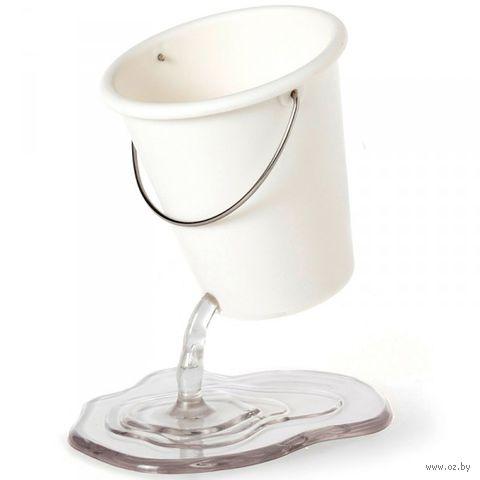 """Органайзер для рабочего стола """"Desk Bucket"""" (белый)"""