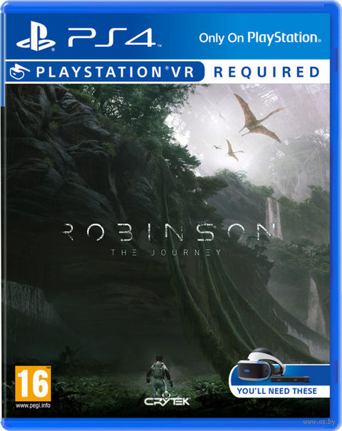 Robinson: The Journey (PS4)