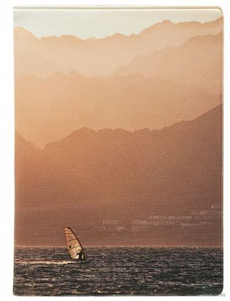 """Обложка на паспорт """"Surf"""" — фото, картинка"""