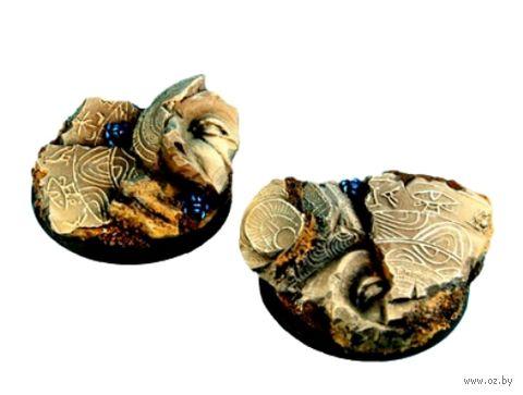 """Подставка круглая """"Египетские руины"""" (40 мм; 2 шт; арт. BREG0032) — фото, картинка"""