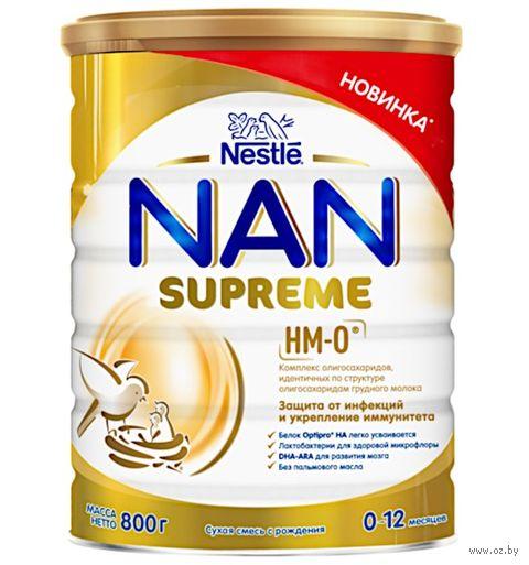 """Смесь сухая молочная """"Nestle. NAN. Supreme"""" (800 г) — фото, картинка"""