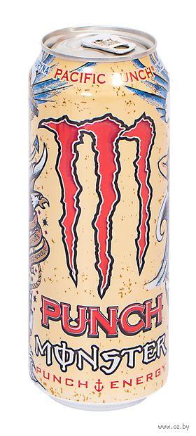 "Напиток газированный ""Monster Energy. Pacific Punch"" (500 мл) — фото, картинка"