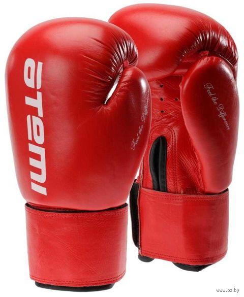 Перчатки боксёрские LTB19009 (8 унций; красные) — фото, картинка
