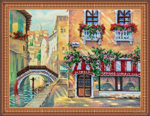 """Вышивка бисером """"Венецианское стекло"""" (420х320 мм) — фото, картинка"""