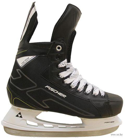 Коньки хоккейные FX5 SR (р. 44) — фото, картинка