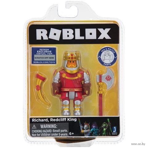 "Фигурка ""Roblox. Король Ричард Редклиф"" — фото, картинка"