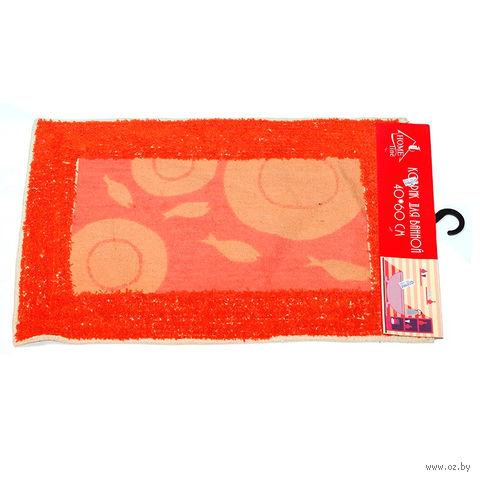 Коврик для ванной текстильный (40х60 см; арт. S-9461)