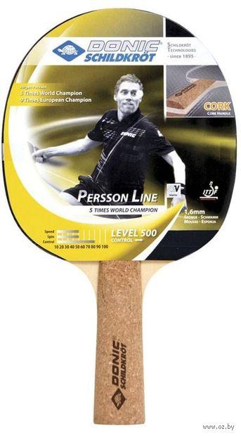 """Ракетка для настольного тенниса """"Schidkroet Persson 500"""" — фото, картинка"""