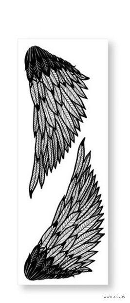 """Набор татуировок для тела """"Wings"""" — фото, картинка"""