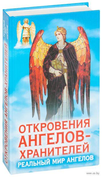 Откровения ангелов-хранителей. Реальный мир ангелов. Ренат Гарифзянов