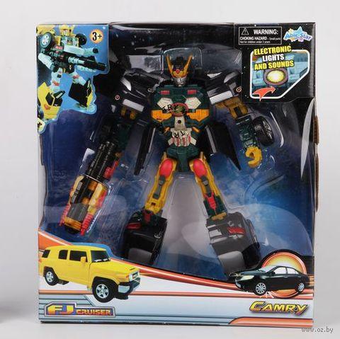 "Робот-трансформер ""Тойота Камри"""