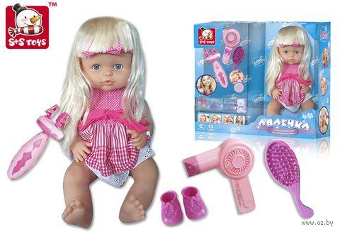 """Кукла """"Лялечка с аксессуарами"""""""
