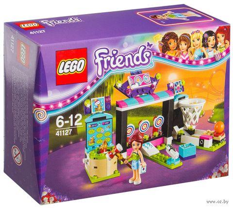 """LEGO Friends """"Парк развлечений: игровые автоматы"""""""