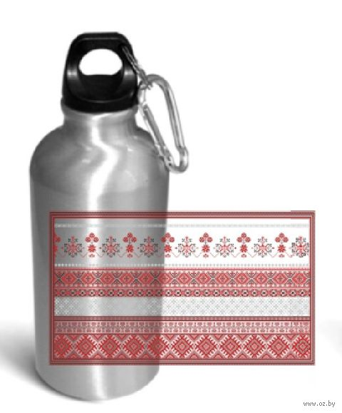 Бутылка круглая (600 мл; арт. 5061) — фото, картинка