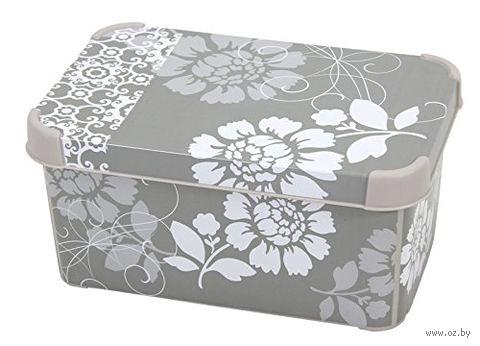 """Коробка для хранения """"Romance"""" (29,5х19,5х13,5 см) — фото, картинка"""