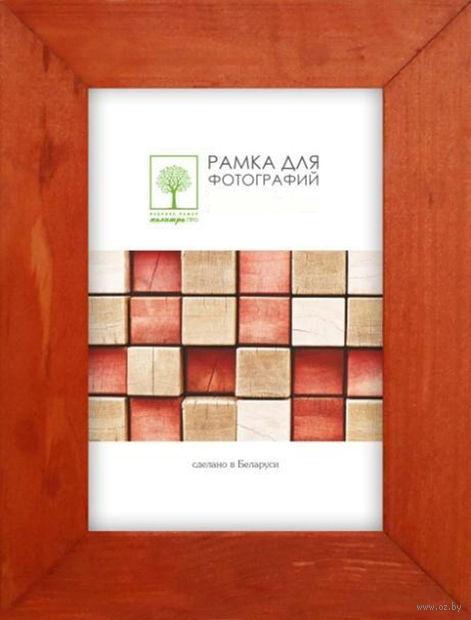 Рамка деревянная со стеклом (13x18 см; арт. Д30К/SAD-35) — фото, картинка