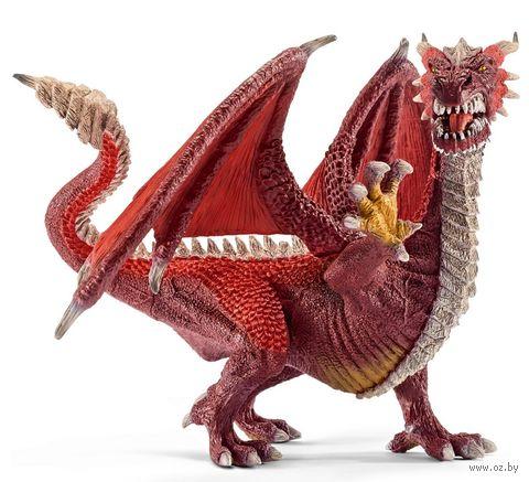 """Фигурка """"Дракон Воин"""" (13,5 см) — фото, картинка"""