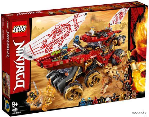 """LEGO Ninjago """"Райский уголок"""" — фото, картинка"""