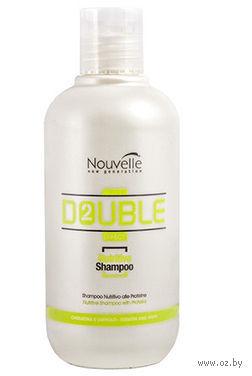 Шампунь для сухих и поврежденных волос Nouvelle (250 мл)
