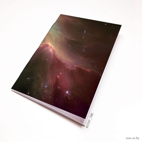 """Блокнот """"Космос"""" (А5; арт. 839) — фото, картинка"""